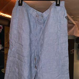 Light Blue JM Collection Pants